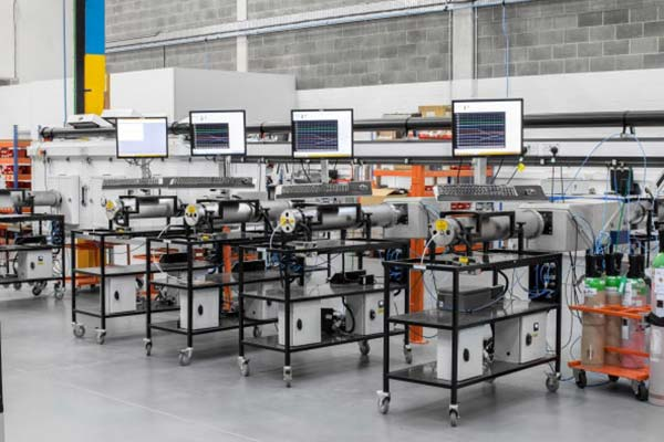 Inside Our New Modern Manufacturing Facility At Peterborough
